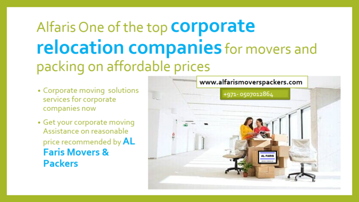 corporate relocation companies