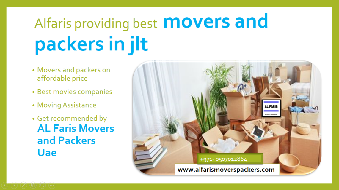 movers and packers in jlt