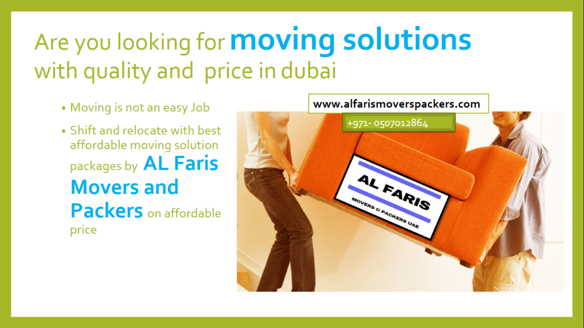 moving solutions