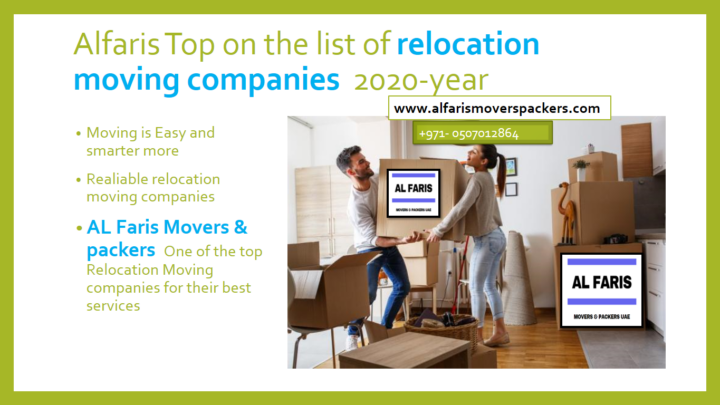 relocation moving companies