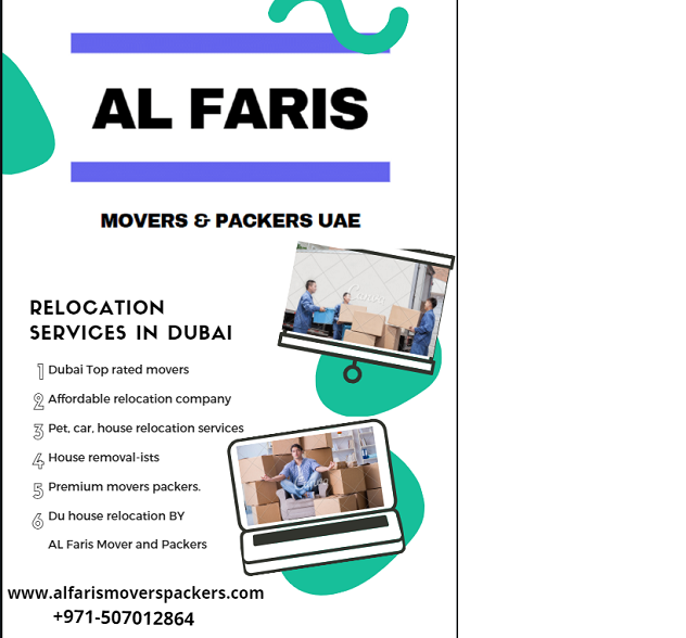 relocation service in dubai